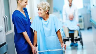 Наблюдение медицинского персонала