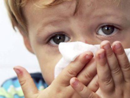 Лечение аденоидов в носу у детей