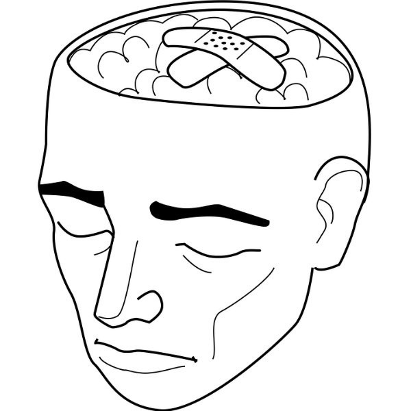 Последствия ушиба головы