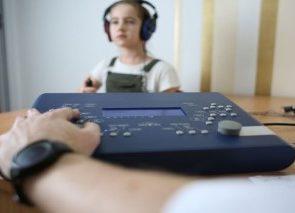 Тональная аудиометрия слуха