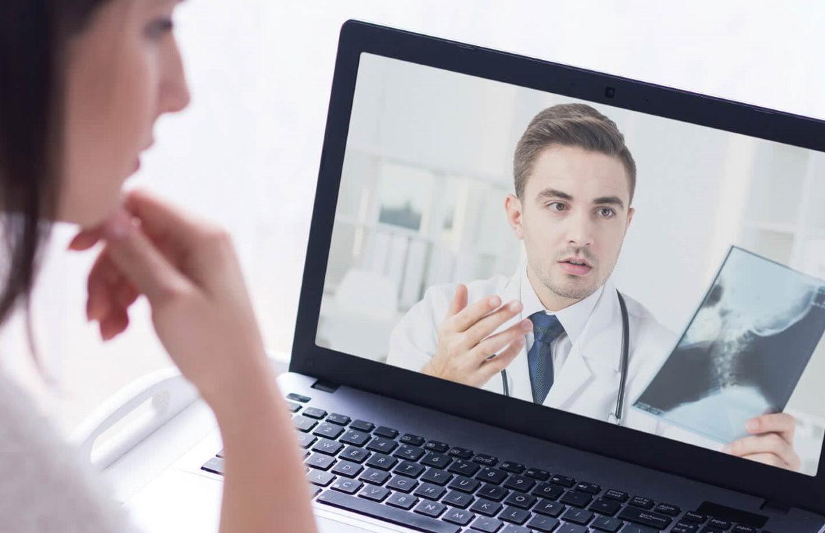 В нашей клинике доступна онлайн-консультация врача!