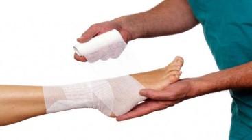 Лечение связок после травмы
