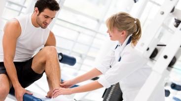 Реабилитация после травмы суставов