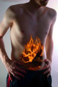 Ожоги пищевода уксусной кислотой