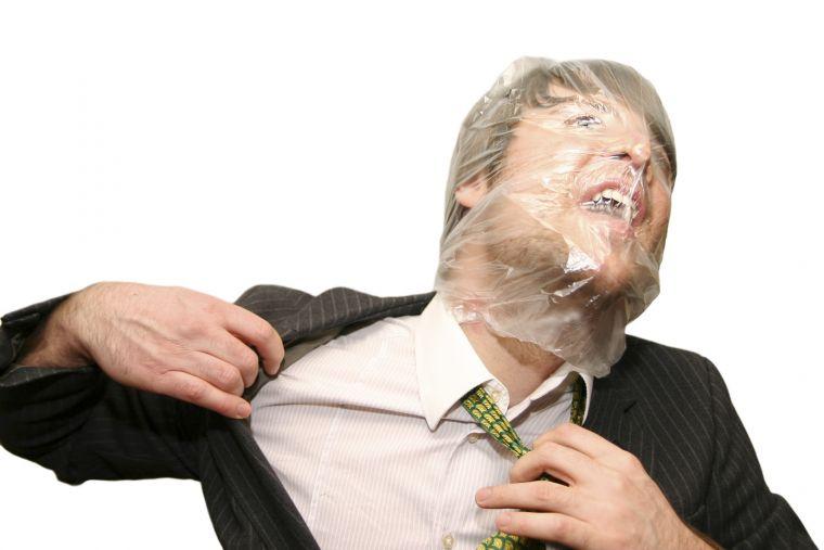 Одышка и слабость бывают проявлением стресса или страха перед удушьем из-за возможной болезни (фото: makeyourswitch.co.uk)
