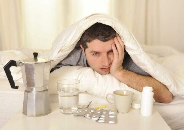 Тошнит болит голова с похмелья что