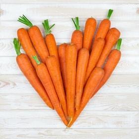 Морковь полезна для сердца