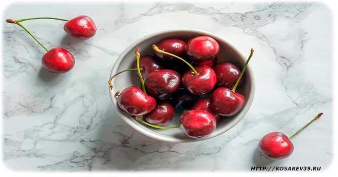 Противопоказания вишни