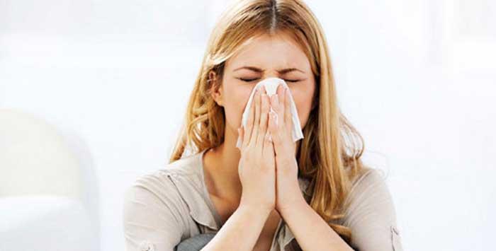 Головная боль при простуде