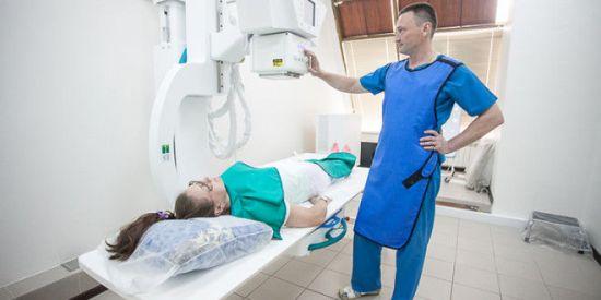 Рентген-процедура