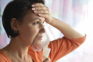 Ингаляции помогут быстрее устранить першение и вылечить основное заболевание
