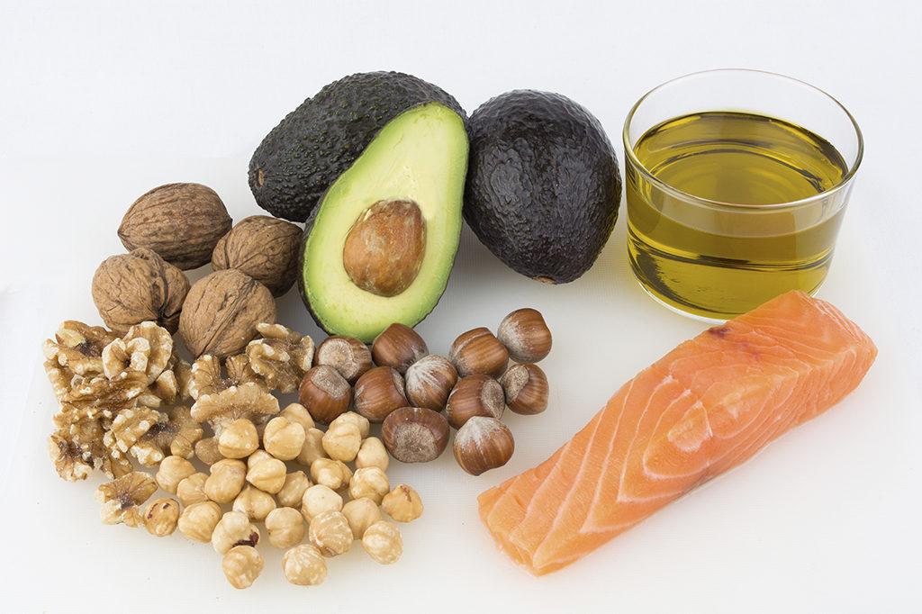 Источники полезных жиров