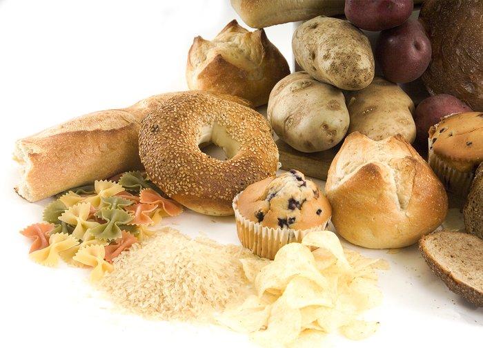 Источники углеводов в питании