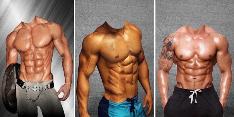 Набор мышц