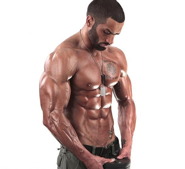 Мышечная масса без жира