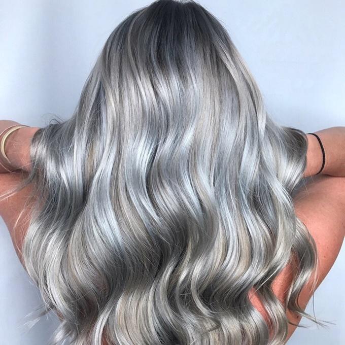 Кому подходит пепельный цвет волос