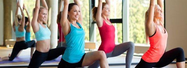 Как похудеть с помощью йоги?