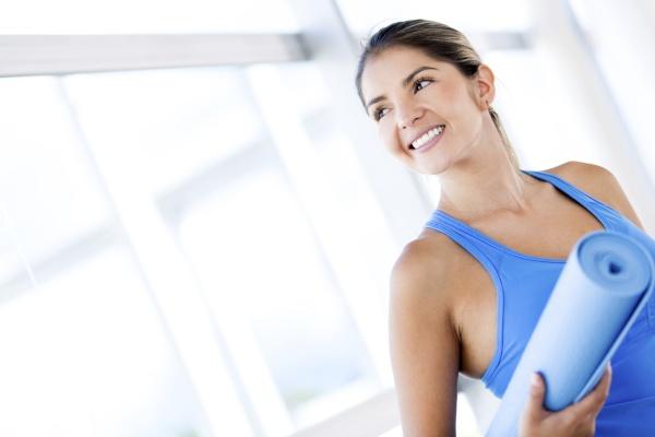 Инвентарь для йоги
