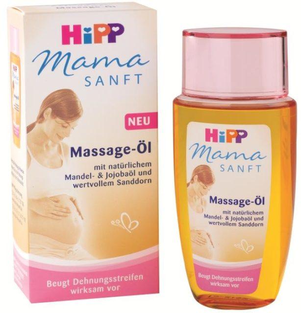 Массажное масло для беременных