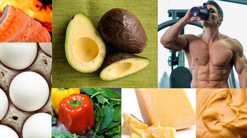 Кето диета для похудения