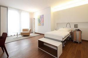 Отделения клиники Хайдельберга, Германия
