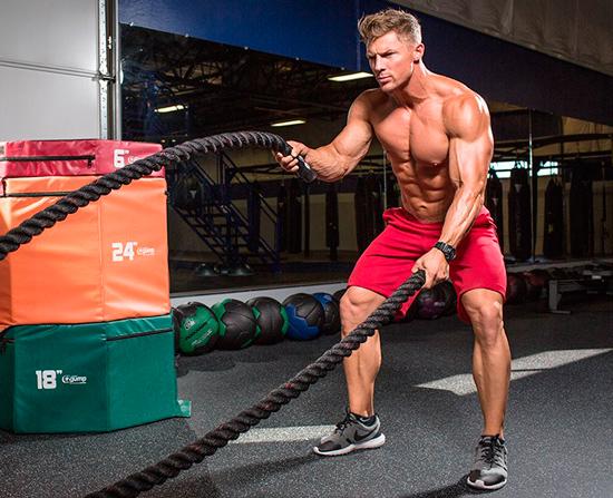 Пример кардио упражнения