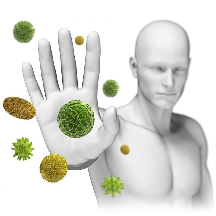 снижение иммунного статуса