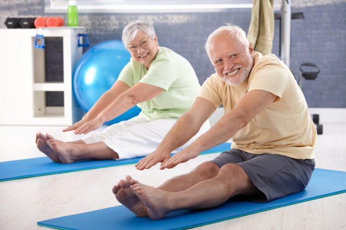 гимнастика лечебного типа