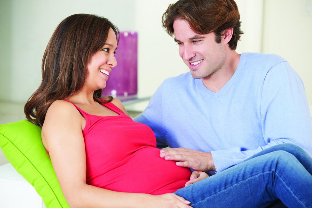 может ли ребенок похудеть в утробе