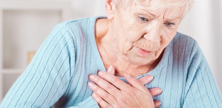 Одышка у пожилых людей: причины и лечение   Блог «Домашний очаг»