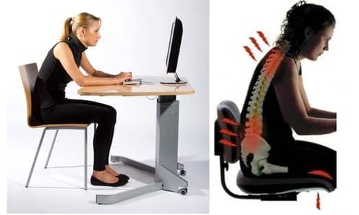 Как уменьшить вред от сидячей работы | эргономичные стулья-седла