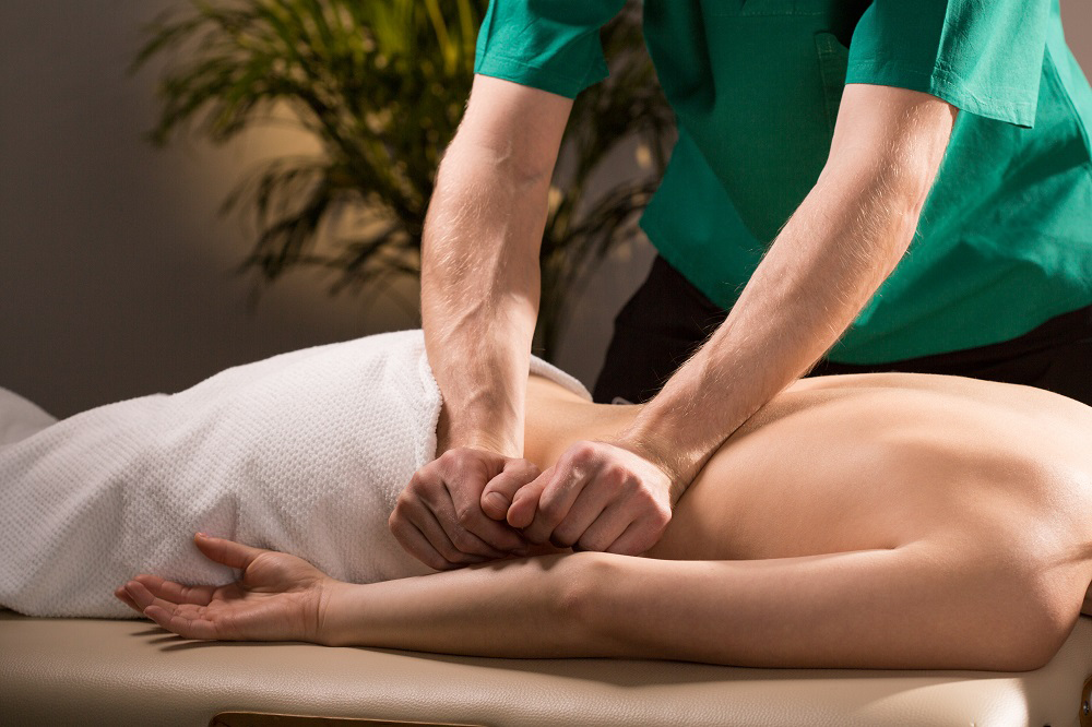 Лечебный массаж - Сантана