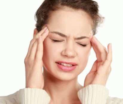 Пульсирующая боль в левой части головы
