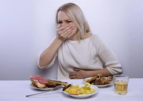 Симптомы и признаки булимии
